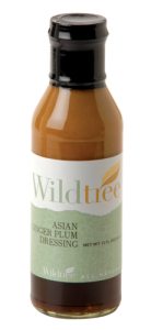 WildTree Asian Ginger Plum Dressing #vegan