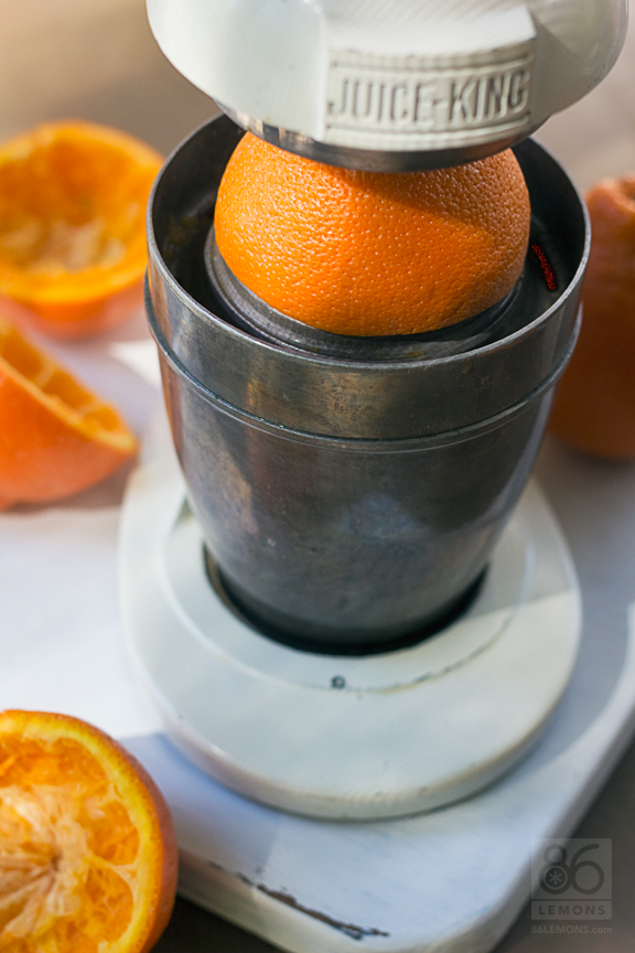 Orange Creamsicle Smoothie #vegan #glutenfree  #minneola #juice 86lemons.com