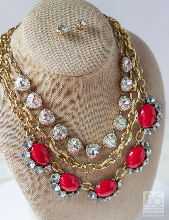 Stella & Dot Mae Necklace #stelladot #stelladotstyle #statementnecklace #fashion #style #bling #accessories #jewelry #necklace #gottahaveit #musthave #versatility