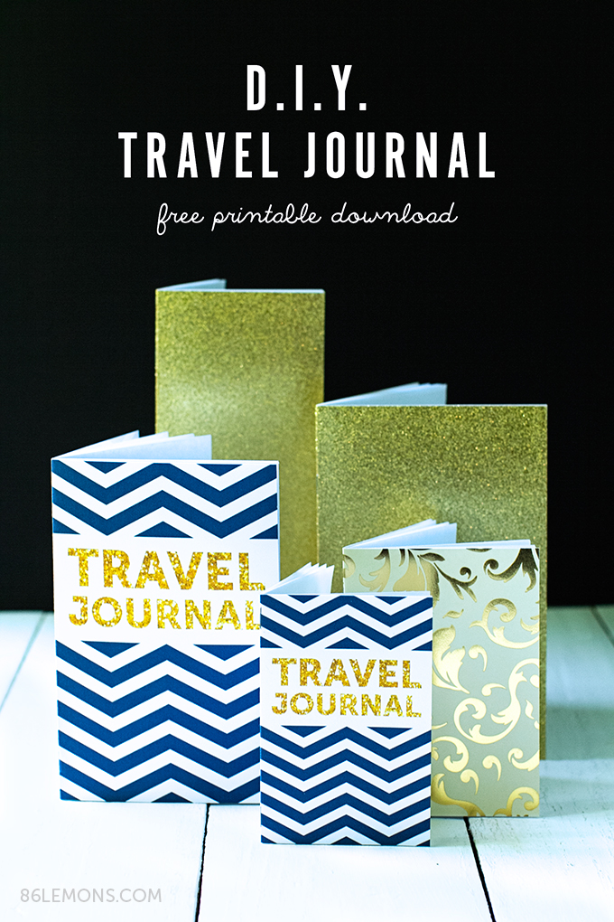 DIY Travel Journal #diy #travel #handmade #journal (43B)